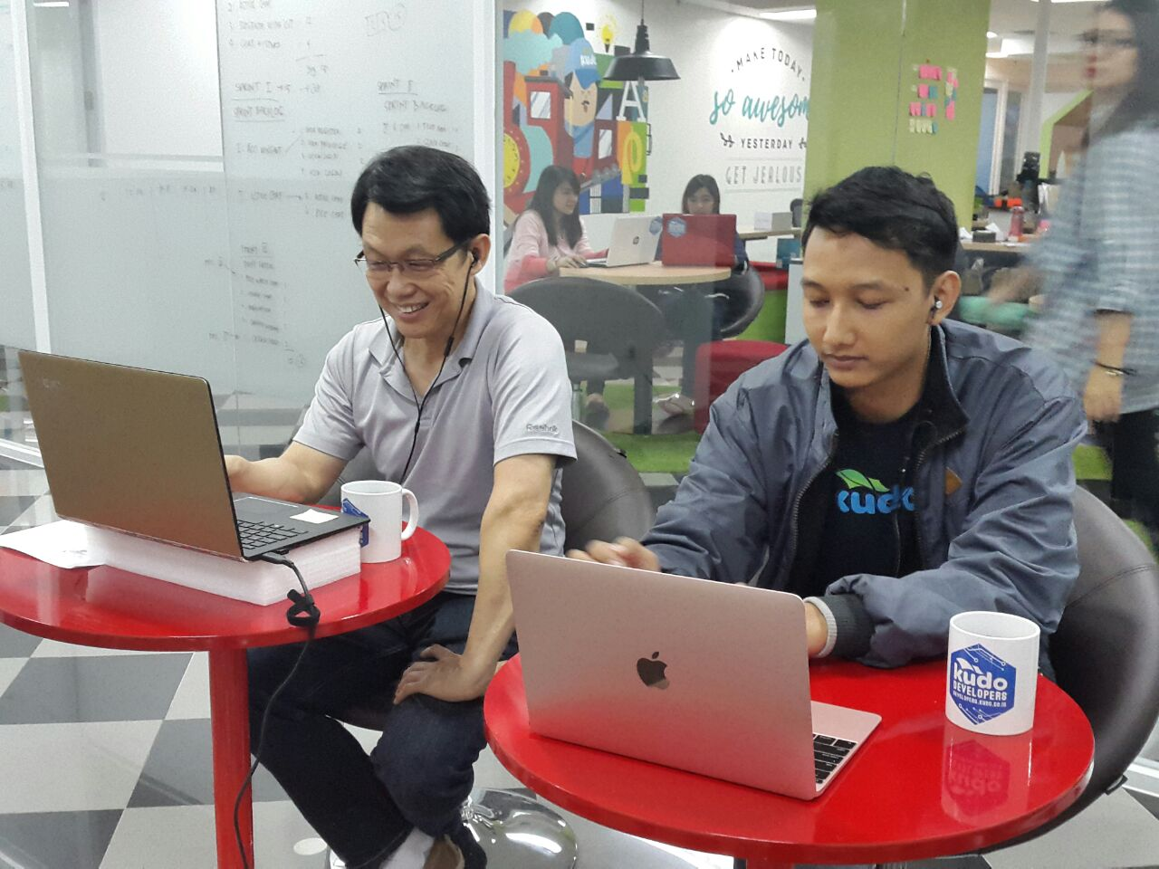 "Webinar Kudo and Codepolitan ""Mengupas Technology Stack di Kudo"""
