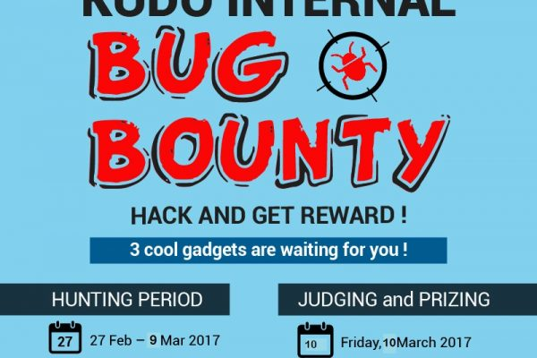 Internal Bug Bounty Kudo