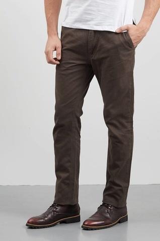 Men Bone Pants Grey