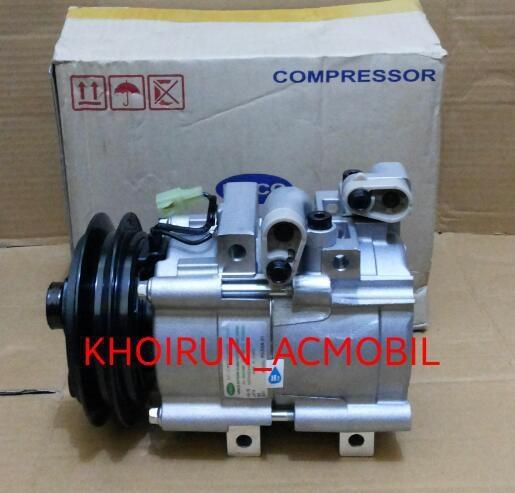 compresor. compressor compresor kompresor ac mobil ford everest got b lengkap tinggal pasang merk hcc asli newbaru