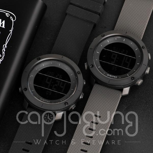 Swiss Army Jam Tangan Pria Leather Strap Sa 02 Ls Tripletime Black ... -