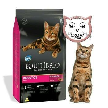 MAKANAN ANAK KUCING KECIL EQUILIBRIO KITTEN CAT FOOD REPACK 500 GRAM. Source · Source ·