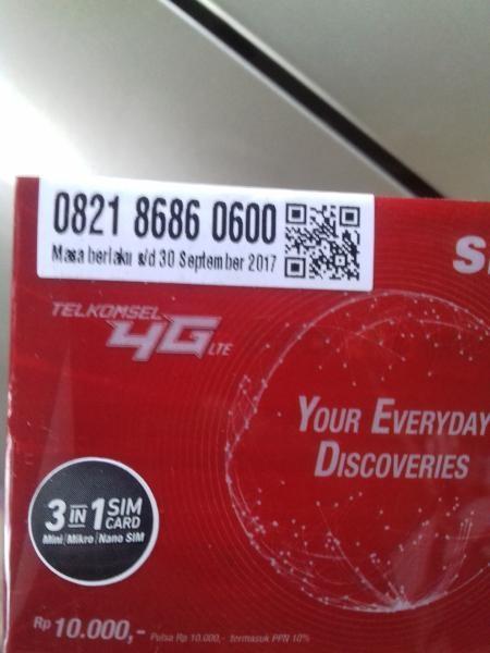 Telkomsel Simpati Nomor Cantik 0812 8888 2120 Cari Harga Murah Source · Nomor Cantik simPATI 125R1Bu