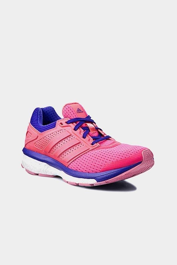Adidas Supernova Glide Boost 7 W Pink Purple Womens Running Shoes B33608