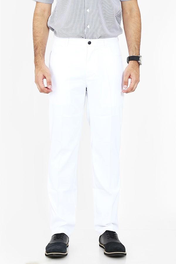 Jack Nicklaus Pants Millport-1 White