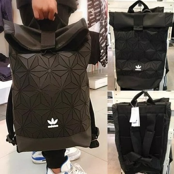 Adidas Tas Backpack 3D Roll Up Black Original