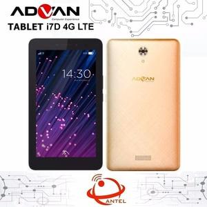 Advan Tablet I7D New Tab 4G LTE 7 Inc Gold