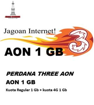 AON 1 GB (isi 10)