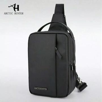 Arctic Hunter Tas Selempang Pria Chest Bag Import Original Sling Bag