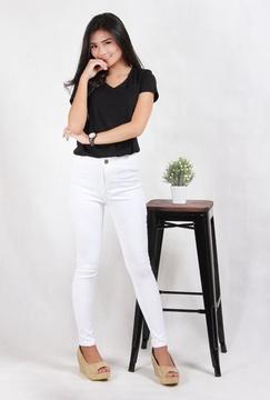 Celana High Waist Jeans 1101