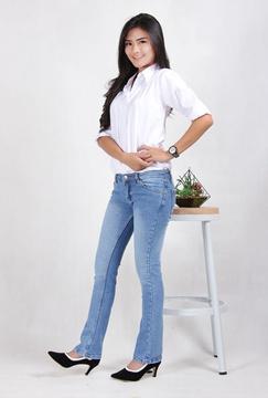 Celana Jeans Wanita Cutbray (9135)