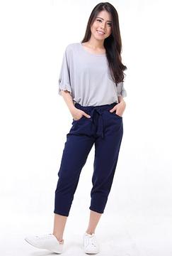 Celana Jogger Wanita Jeans 7/8 (7731)