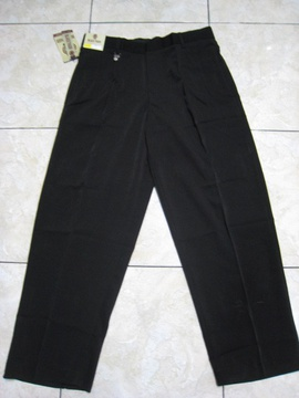 Celana Panjang Bahan Pria - Black Tiger