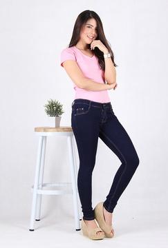 Celana Pensil Wanita Jeans 3108