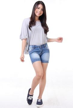 Hot Pants Jeans (6062)