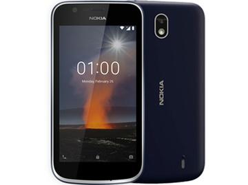 Nokia 1 Android Oreo (super fast) 1/8GB Black