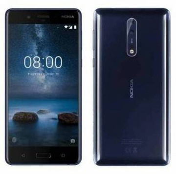 Nokia 8 - 4,64 GB - Polished Blue