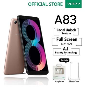 OPPO A83 3GB,32GB Gold