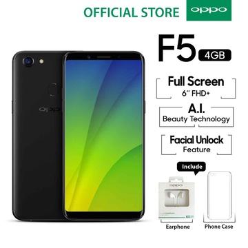 OPPO F5 4,32 Black