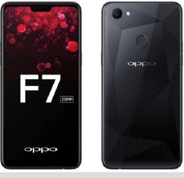 OPPO F7 4GB / 64GB Black