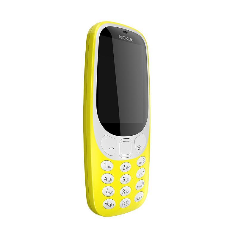 Nokia 3310 - Yellow