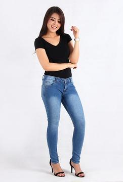 Skinny Jeans Wanita (9130)
