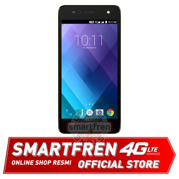 ANDROMAX A2 - SMARTFREN OFFICIAL STORE- WHITE GOLD