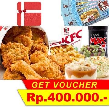 Voucher KFC 400.000