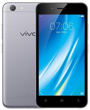 Vivo Y53 4G Lte - 16GB - Hitam