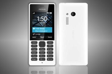 Nokia 150 Handphone - Black