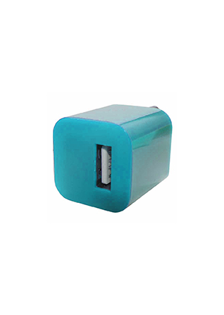 Mediatech Color USB Charger / Adaptor- Square (real 700 mAh)