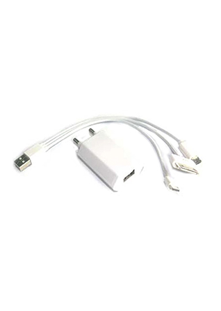 Mediatech USB Power Adapter + Cable