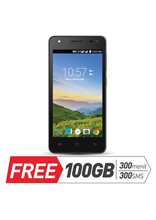 Andromax E2+ Free 100 GB